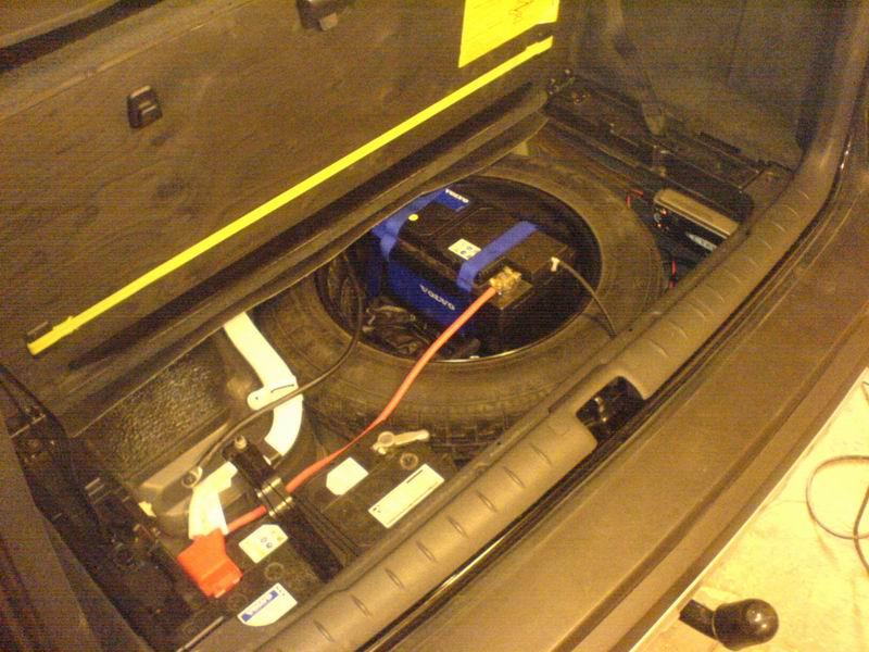 Batterier og tilbehør til Volvo personbiler - Altitec